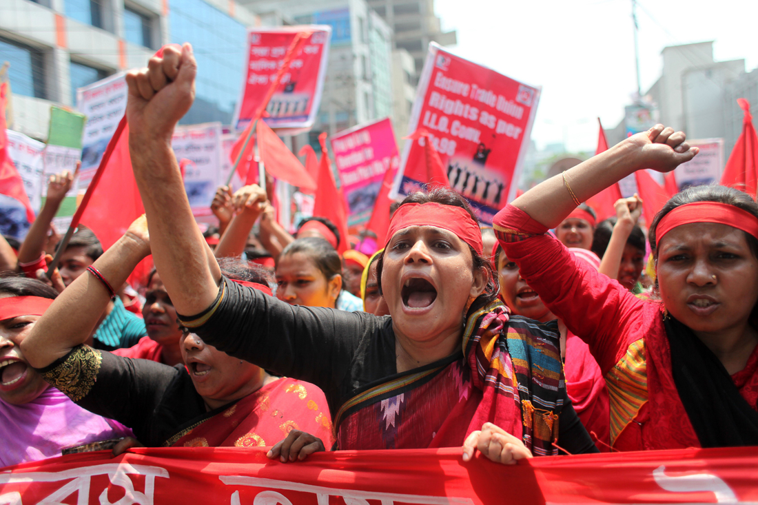 A May Day Reflection on the Rights of Women Workers