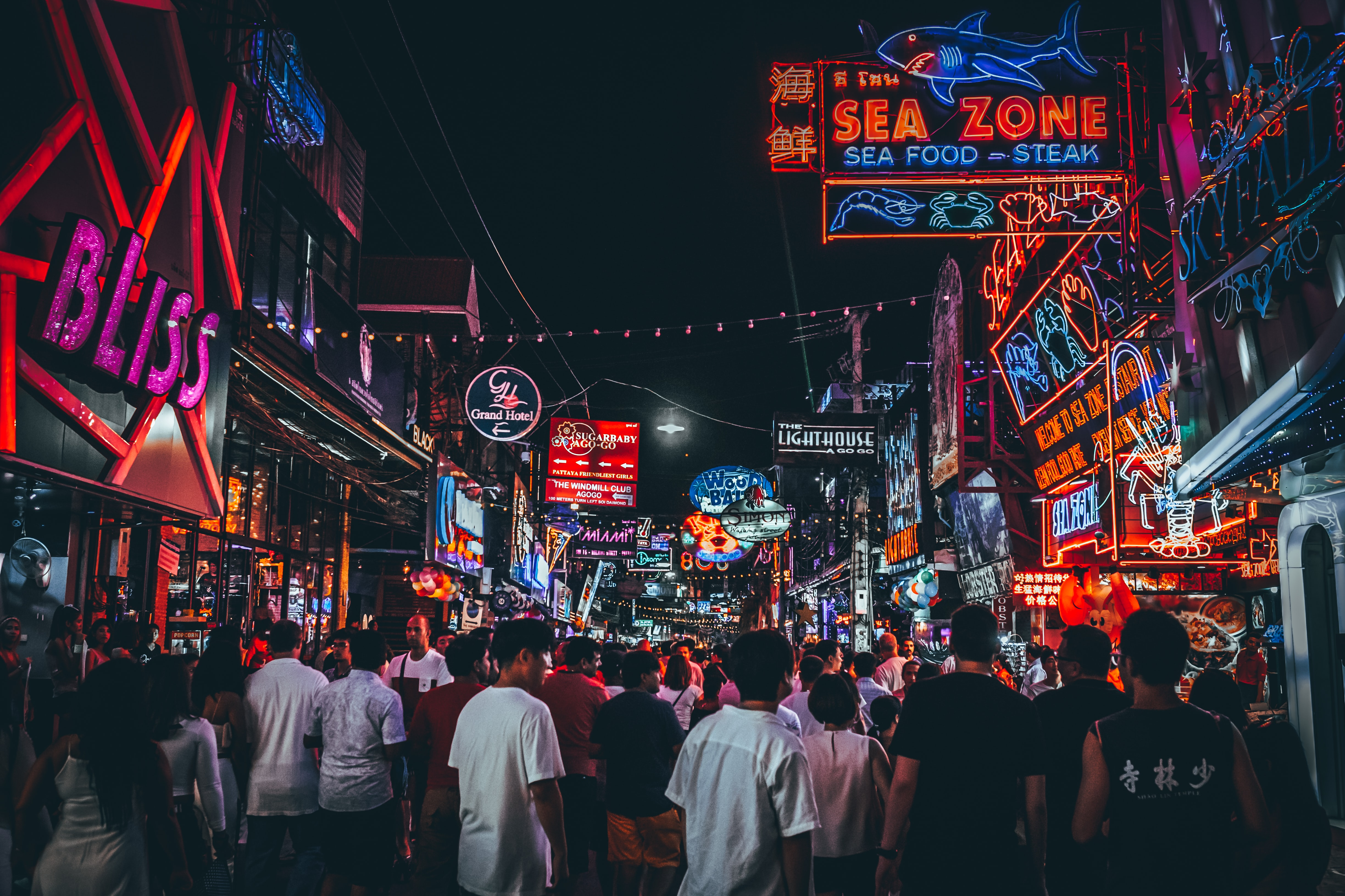 'Drugs were as normal as eating rice': Understanding the experiences and needs of transgender sex workers in Pattaya, Thailand